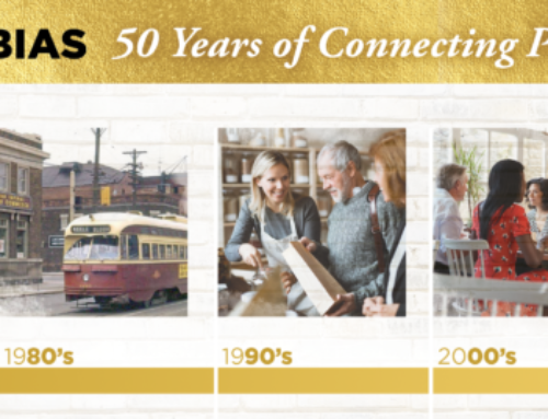 Celebrating 50 Years of BIAs at the 2021 Annual Conference